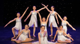 performing stars academy, Homepage